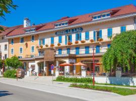 Hôtel-Restaurant Le Lac, Malbuisson