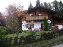 Fewo Rostwald, Berchtesgaden