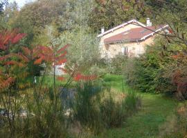 Le Jardin Ombragé, Saint-Paul-d'Izeaux