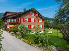 Ferienhaus Kessler, Riezlern