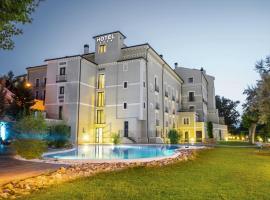 Hotel Balneario Alhama de Aragón, Alhama de Aragón