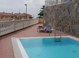 Loma II Gran Canaria, La Playa de Arguineguín