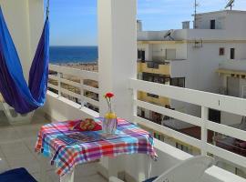 Charming with Sea View, Monte Gordo