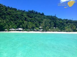 Thanya Beach Resort, Ko Ngai