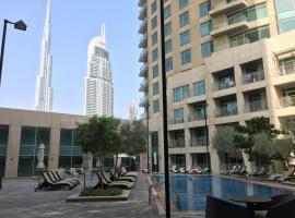 Espace Holiday Homes - Burj View, Dubai