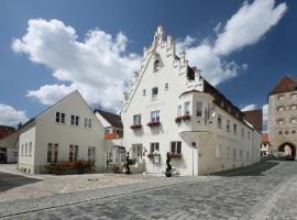 Landhotel Weißer Hahn, Wemding