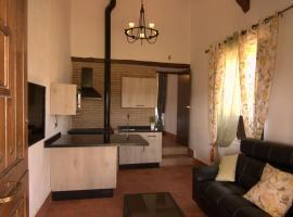 Casa Rural Huerta Los Caños, Bienvenida