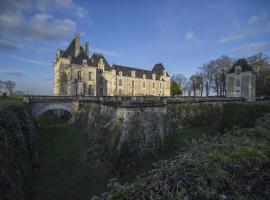 Chateau De Jalesnes, Saint-Philbert-du-Peuple