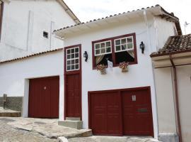Pousada Mezanino, Ouro Preto