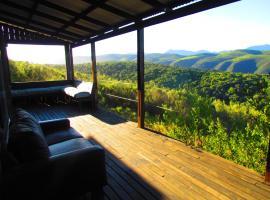 Plettenberg Bay Game Reserve: The Baroness Luxury Safari Lodge, Wittedrif