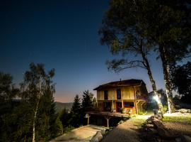 Chalet Nature & Ressourcement, Le Tholy