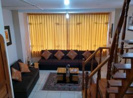 Golden Amazon Apartament, Iquitos