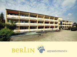 Appartementhaus Berlin, Bad Füssing