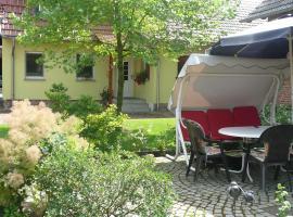 Landurlaub in Schiebsdorf, Kasel-Golzig