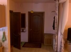 Apartment on Zheleznodorozhnaya 14, Novosibirsk
