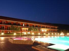 Europa Beach Hotel, Galaxídhion