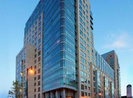 Global Luxury Suites at Fenway Park North, Boston