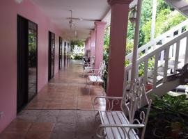 Hotel Boca Barranca, Boca Barranca