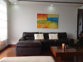 Apartamento Av Parque, Bogotá