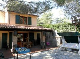 One-Bedroom Holiday home in Vicinale Serra di Faltona I, Sassa