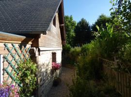 Maison Chemin Des Buttereaux, Fourneville