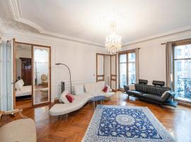 Luxurious Matignon Apartment