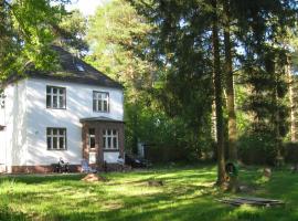 Villa am See Biesenthal bei Berlin, Lanke