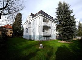 Villa Cervi, Jelenia Góra