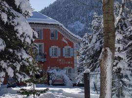 Hotel Steinbock, Pontresina