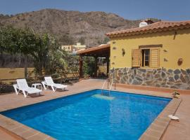 Two-Bedroom Holiday home in c Trejo, San Bartolomé