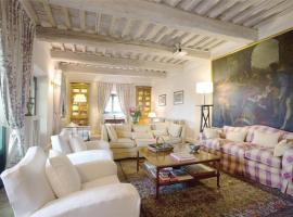 Six-Bedroom Holiday home in Montevettolini, Cecina