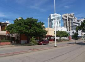 Aparta Hotel El Eden, Santa Marta