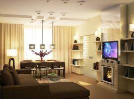 Apartment On Foros - Parkovoe, Parkovoye