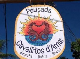 Pousada Cavallitos d'Amar, Ilha de Boipeba