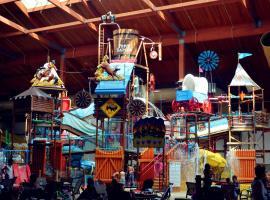 Fort Rapids Indoor Waterpark Resort, Columbus