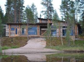 Jussi's Chalets, Juuma
