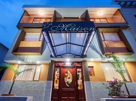Hotel Francés La Maison, Pasto