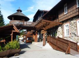Hotel Sepetná, Ostravice