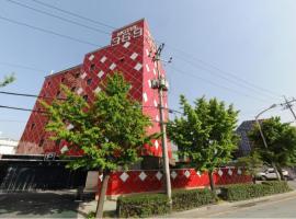 369 Motel Beomildong, Busan