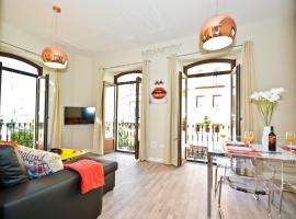 The Zentral Suites & Apartments, Seville