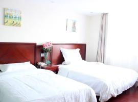 GreenTree Inn Anhui Chuzhou Tianchang Road Express Hotel, Chuzhou
