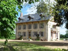 Domaine de Savigny, Saint-Saulge