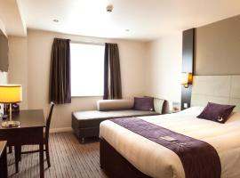 Premier Inn Blackburn Town Centre, Blackburn
