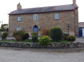 Pistyll Farmhouse