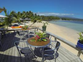 Savaii Lagoon Resort, Fagamalo