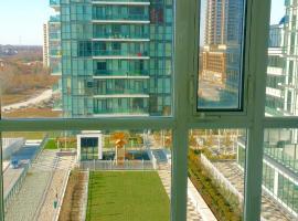 Parkside Apartment by Premium Suites Canada, Mississauga