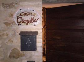 Casa Graziella, Palazzo