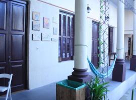 Tiberio Hostel Bar, Asuncion