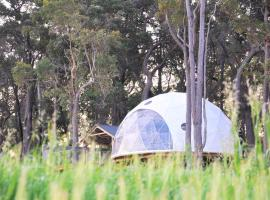 Mile End Glamping, Yelverton