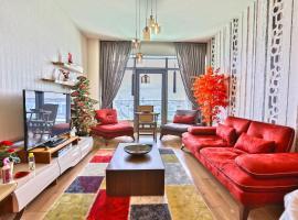 Eavan Residence, Istanbul